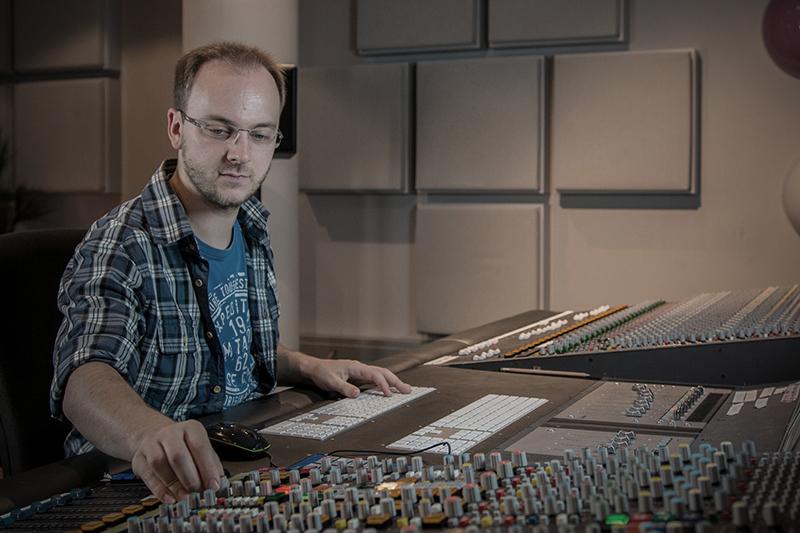 Volker Armbruster, Diplom Filmtonmeister